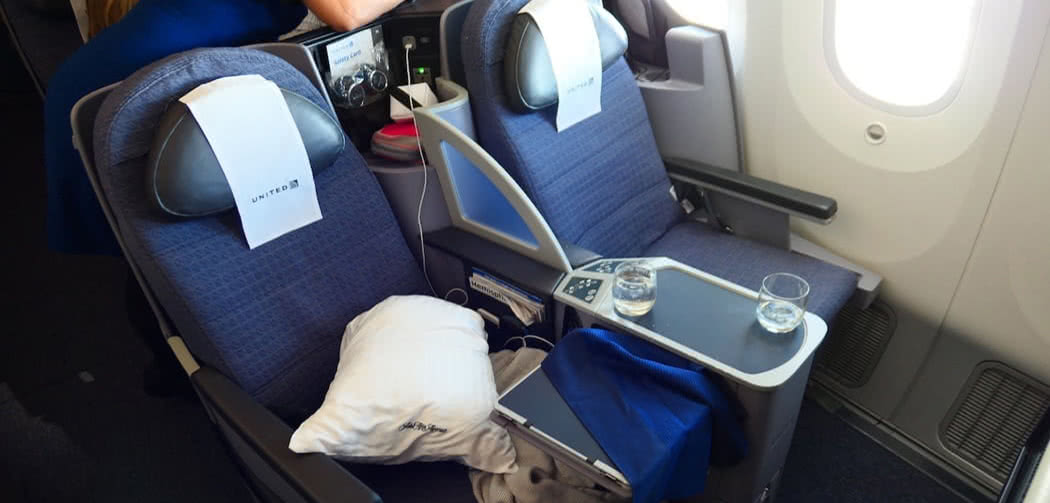 Why United Airlines Is Better Than Emirates In Business Class