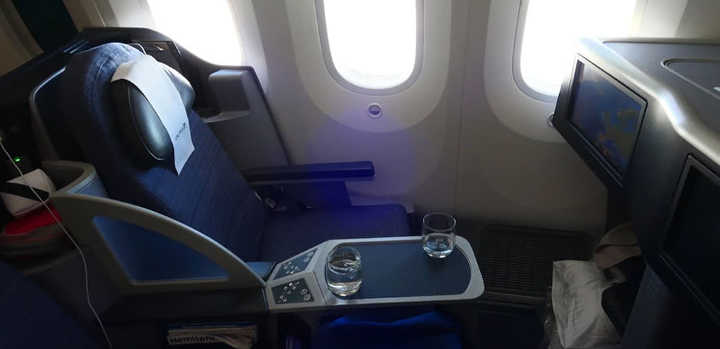 Is United Killing It's Polaris Business Class?