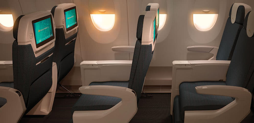 vietnam airlines new premium economy under review. Black Bedroom Furniture Sets. Home Design Ideas