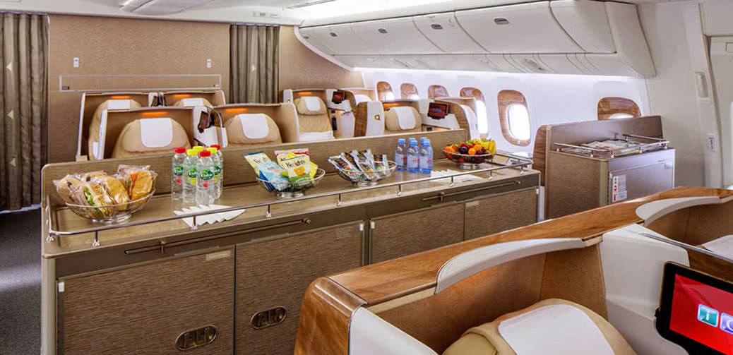 Which Is Best Emirates A380 Or B777 In Business Class Airlines