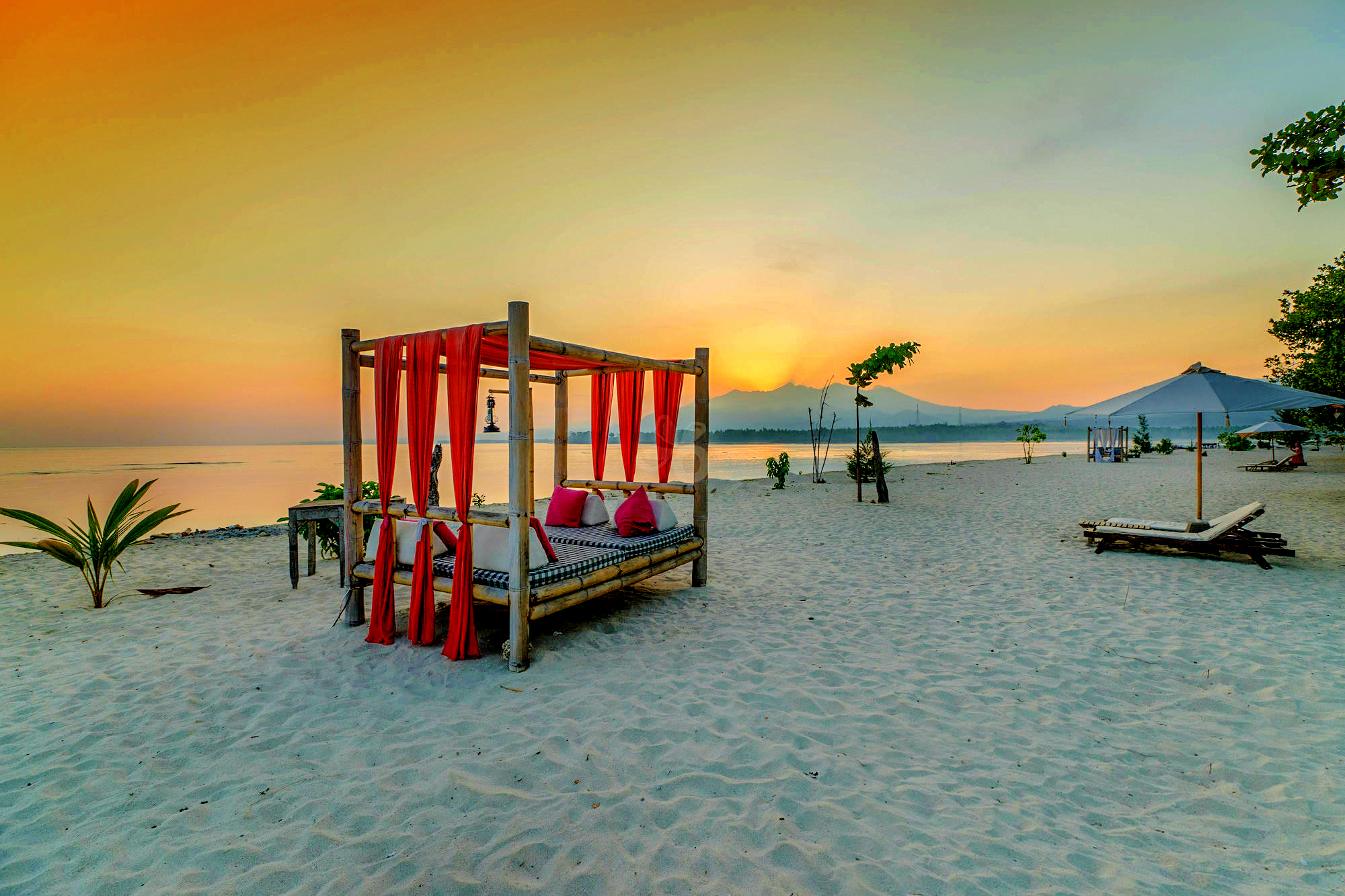 2 Nights At The Beachfront Hotel Tugu Lombok In Indonesia