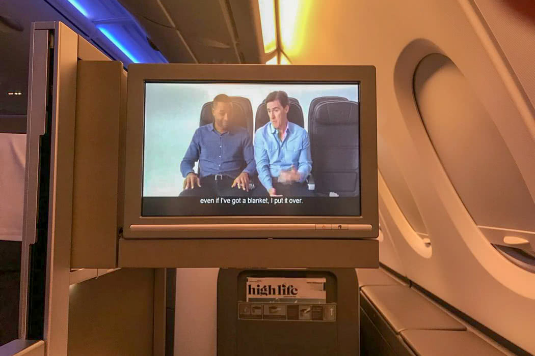 Flight Review: British Airways A380 Business Class HKG To LHR