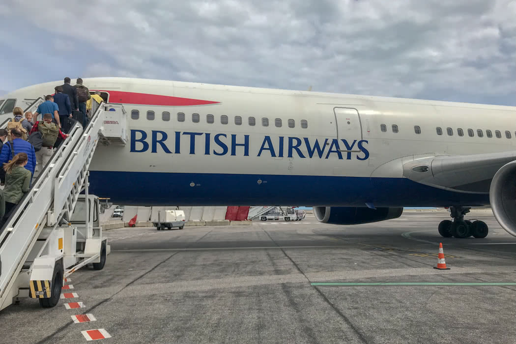 Flight Review: British Airways B767 Business Class Nice To London Heathrow