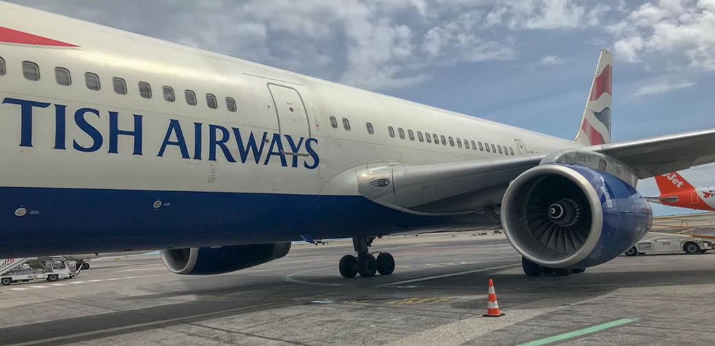 Flight Review: British Airways B767 Business Class Nice To London Heathrow