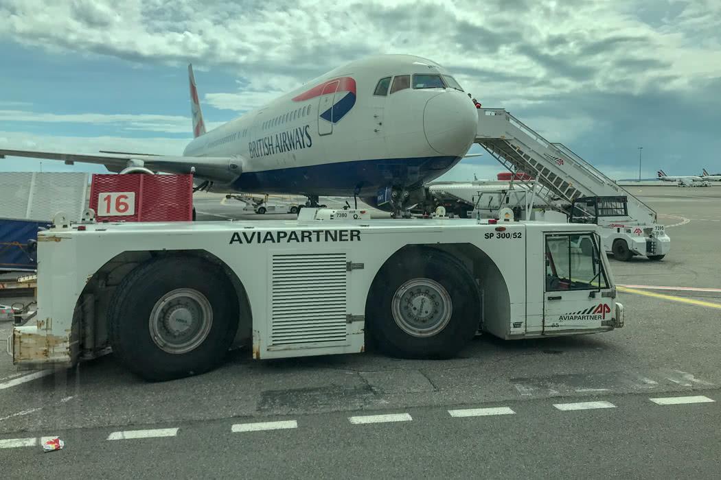 Flight Review: British Airways B767 Economy Nice To London Heathrow