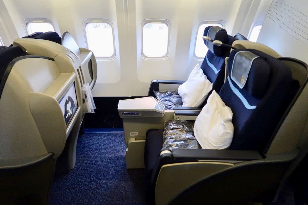 Flight Review: Condor Airlines Business Class B767 Frankfurt to Zanzibar