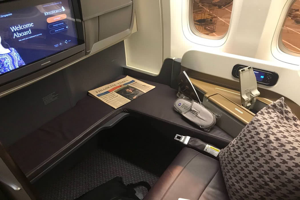 Flight Review: Singapore Airlines Business Class Boeing 777 From Beijing