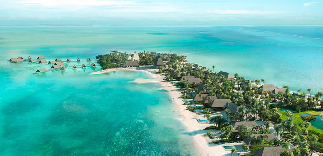 Overwater Bungalows? Private Beach? A New Four Seasons To Get Excited About!