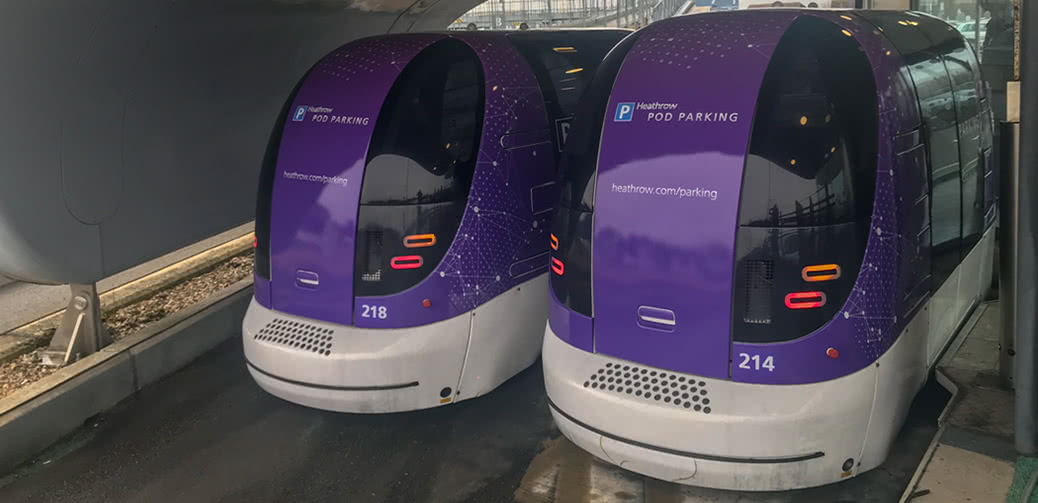 Is Pod Parking At Heathrow Worth Paying Extra For?