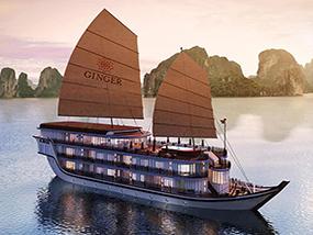 2 Day 1 Night Hidden Worlds Cruise On Lan Ha Bay, Vietnam