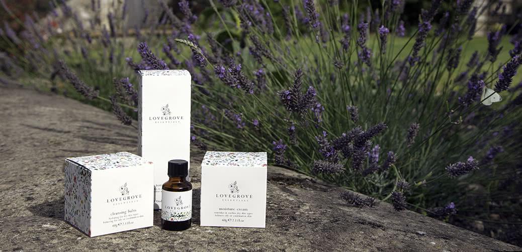 Lovegrove Essentials Luxury Skincare: Rejuvenate Sun Damaged Skin