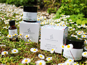 £100 To Spend On Lovegrove Essentials Luxurious Skincare