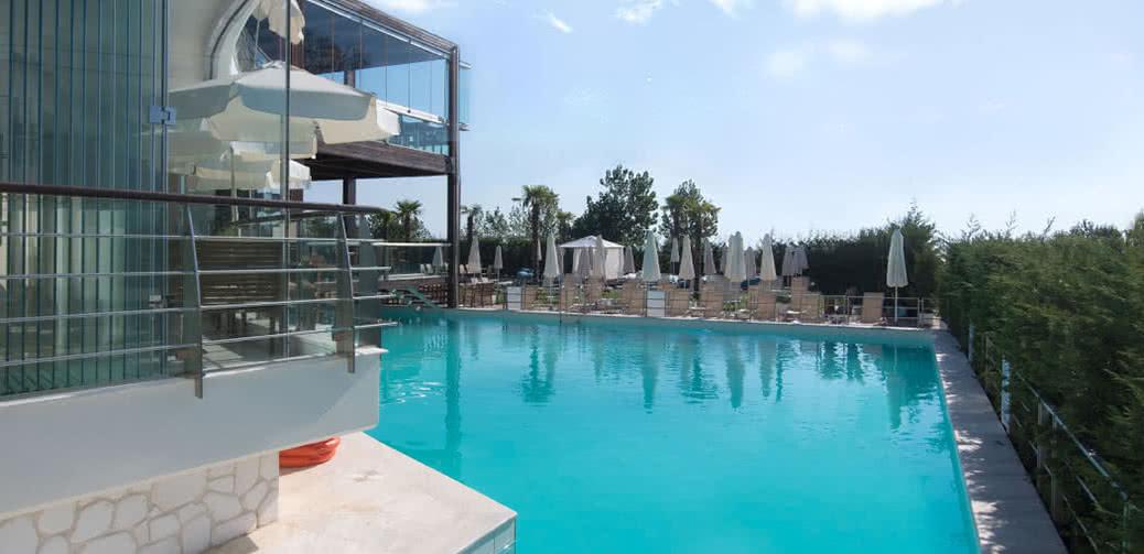 Review: Cosmopolitan Hotel & Spa, Katerini, Greece