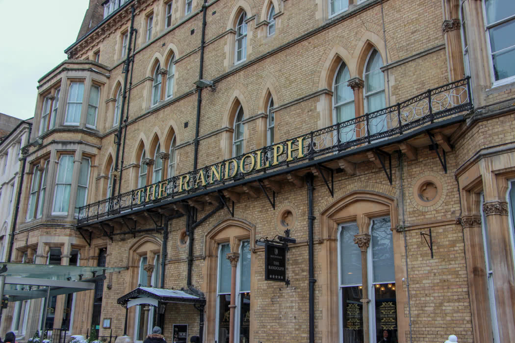 Review macdonald randolph hotel in the heart of oxford for Luxury hotel oxford