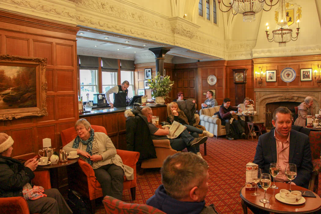 Review: Macdonald Randolph Hotel In The Heart Of Oxford