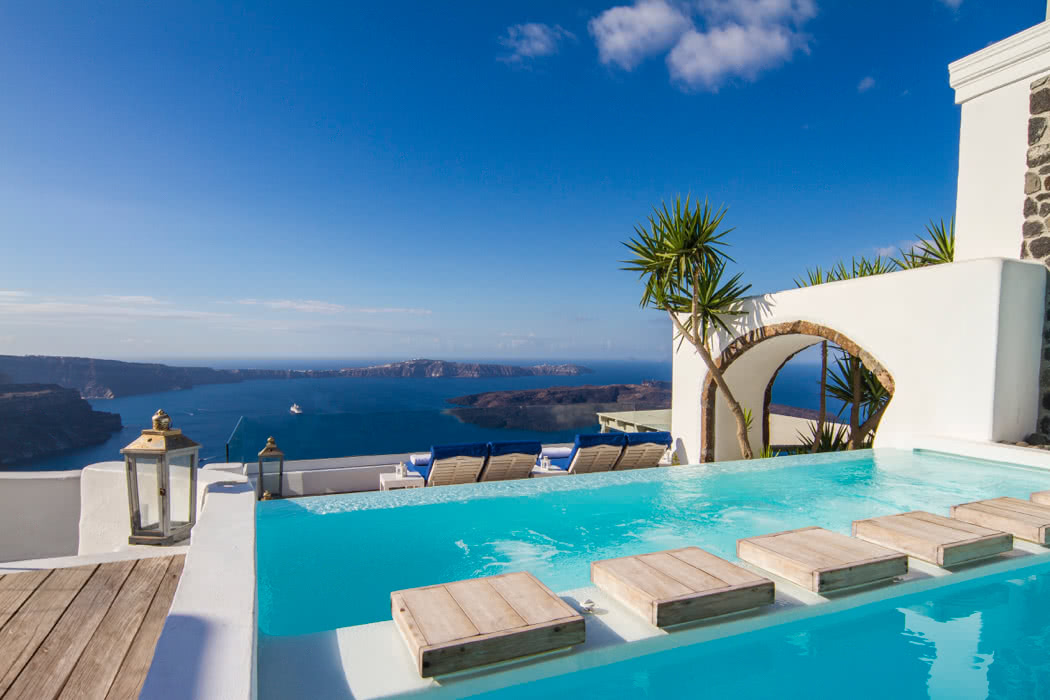 The best boutique hotels in santorini news luxury for The best small hotels