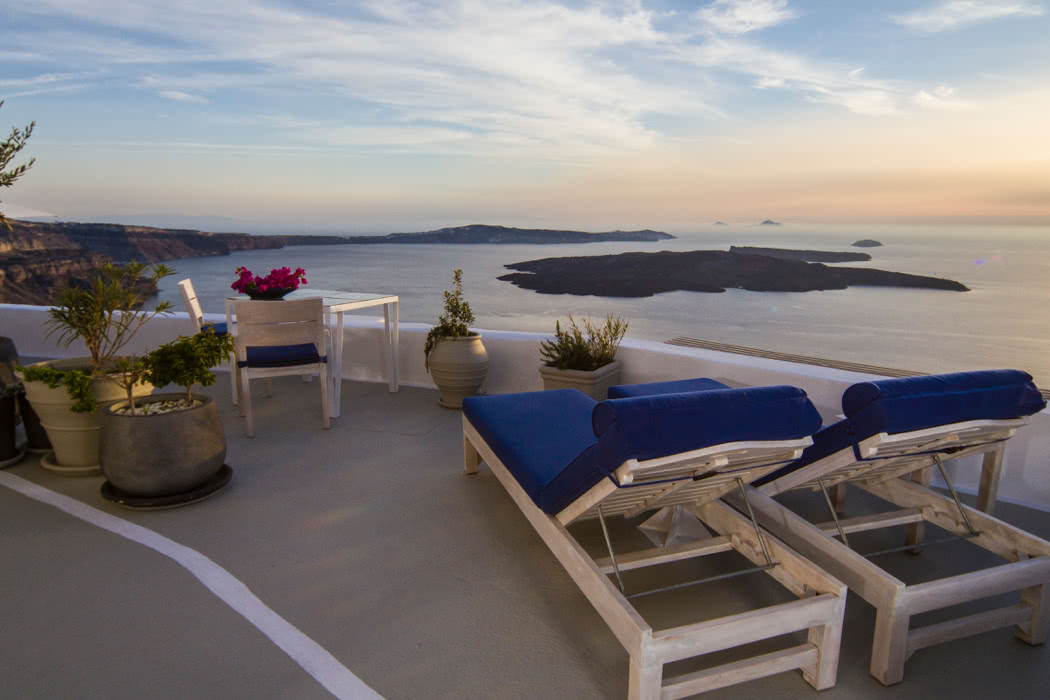 The Best Boutique Hotels in Santorini