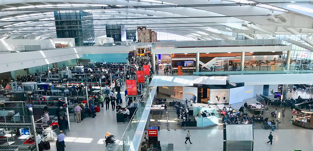 Three Reasons That London Heathrow Is The Best Airport For Londoners