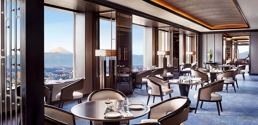Best Executive Club Lounges In Tokyo Hotels