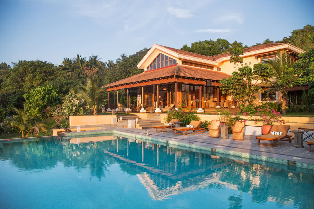Top 5 Best Luxury Villas With Private Pools In Goa News Luxury Travel Diary