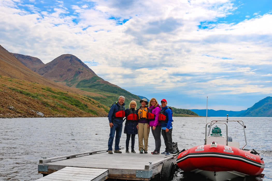 Wild Gros Morne's Tablelands Boat Tour: An Adventure Like No Other