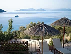 6 Nights In A Private Villa in Vasiliki, Lefkada, Greece (17-23 Sept 18)