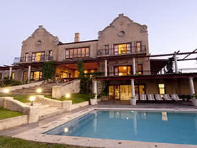 2 Nights At The Magical 5* Kurland Hotel & Spa, South Africa