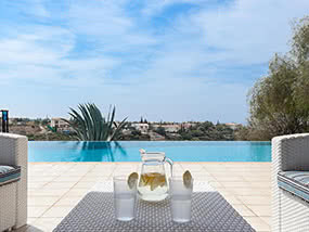 5 Nights For Up To 4 People At Aphrodite Hills In Cyprus