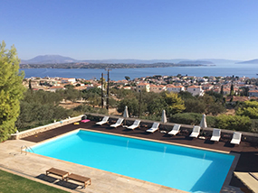 5 Nights At Xenon Estate On The Island of Spetses, Greece