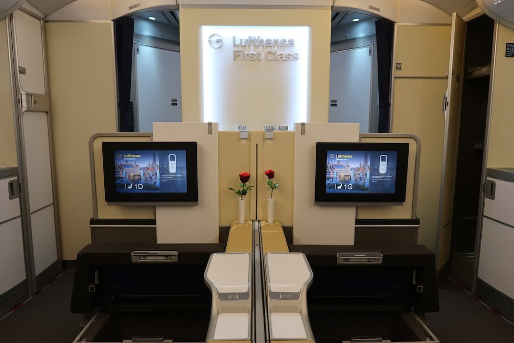 Flight Review: Lufthansa A380 First Class Frankfurt to Bangkok