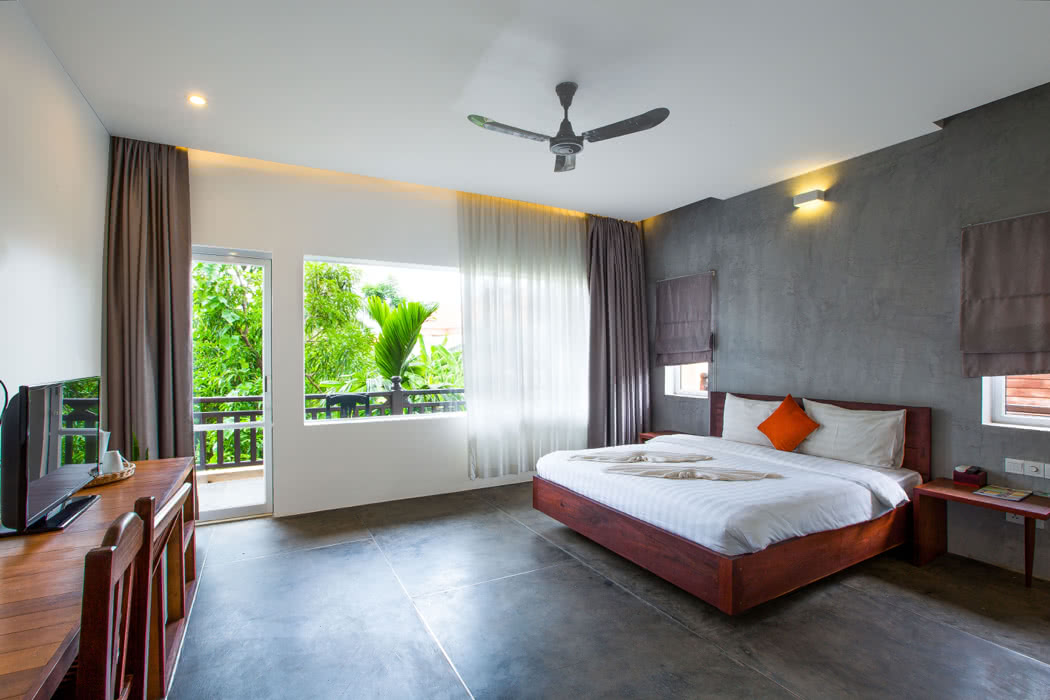 Hotel Review: eOcambo Residence, Siem Reap