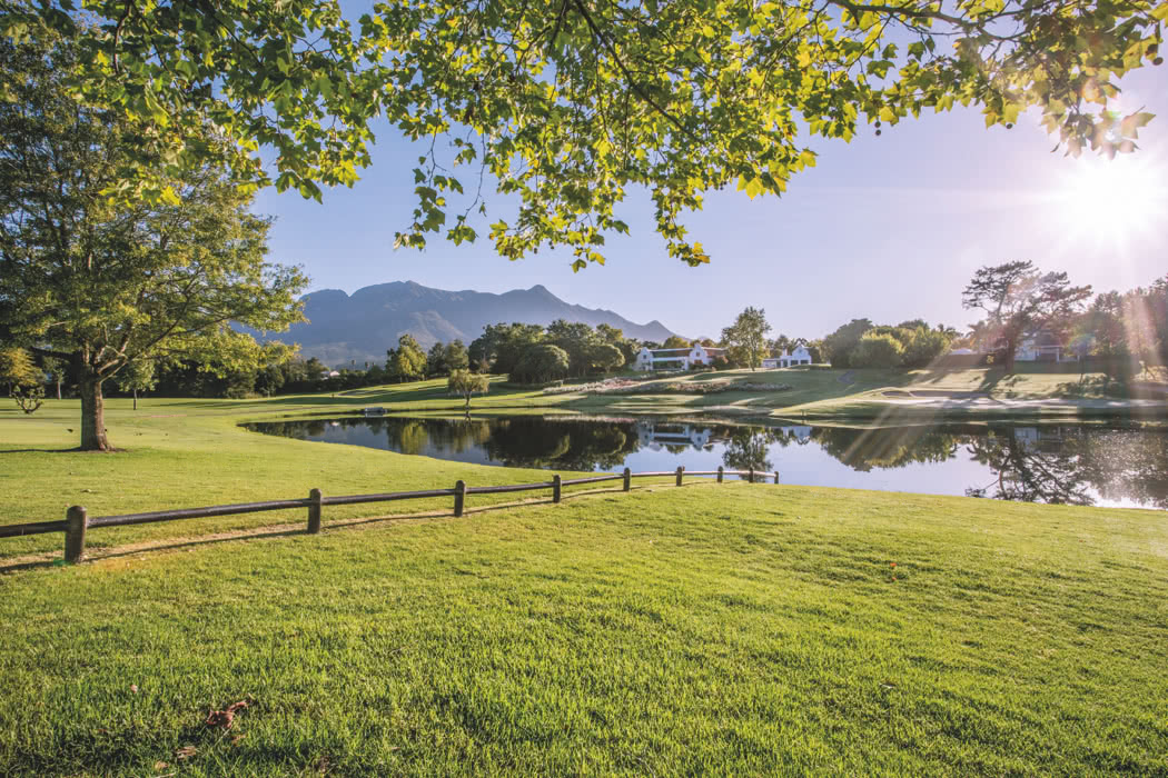 Hotel Review: Fancourt, Western Cape. South Africa's Best Golf Resort