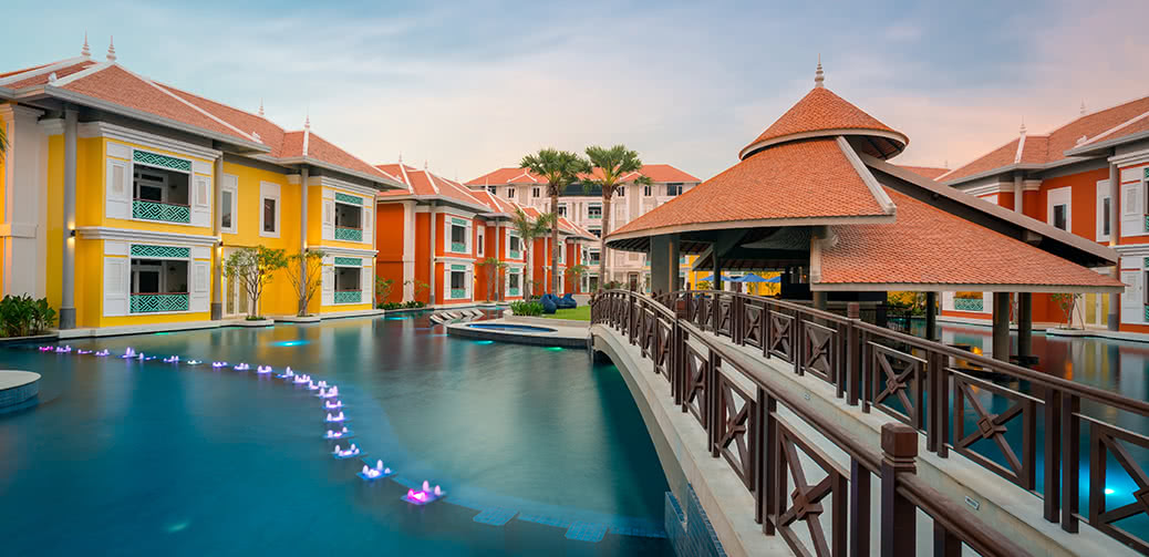 Review: Memoire Palace Resort & Spa, Siem Reap, Cambodia