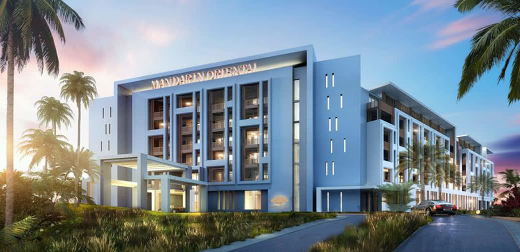 Mandarin Oriental Will Open Amazing New Ultra Luxury Hotel In Muscat, Oman