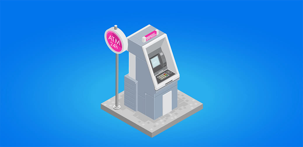 Nasty Secret You Didn't Know About Using ATMs Abroad