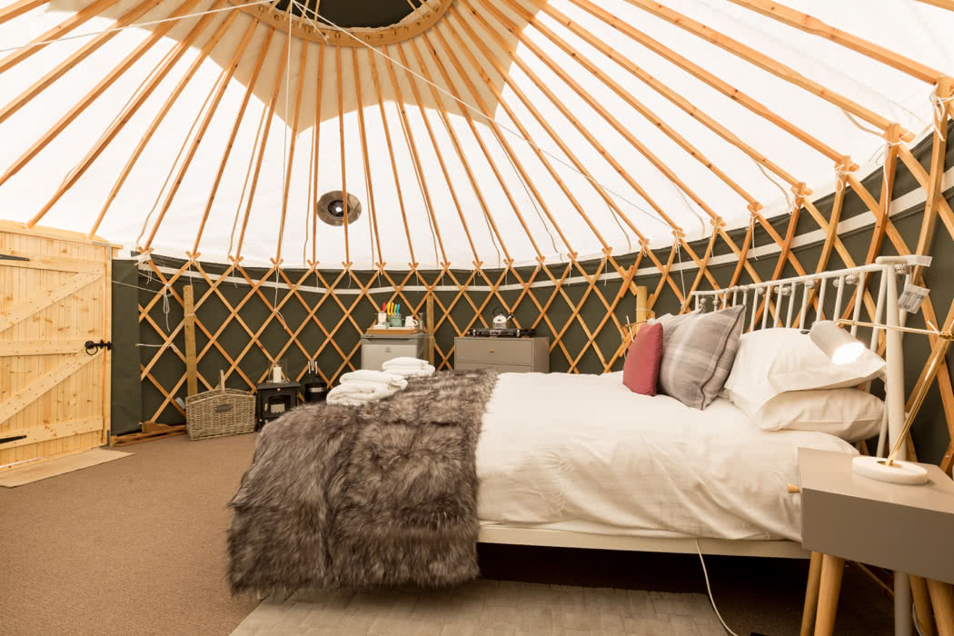 Review: Alexander House Glamping