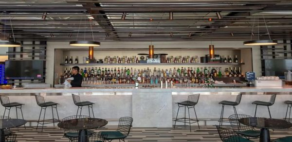 Review: American Express Centurion Lounge At Hong Kong Airport