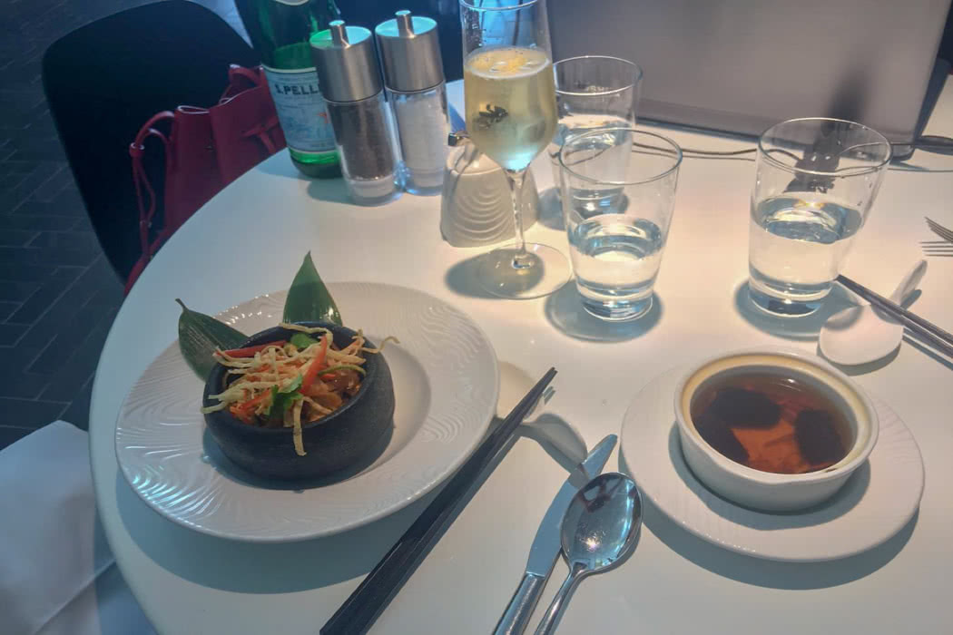 Review: American Express Centurion Lounge At Hong Kong Airport