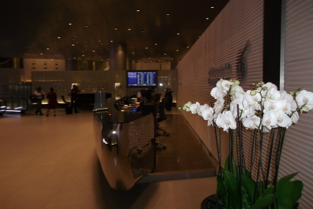 Review: Business Class Lounge, Hamad International Airport, Doha