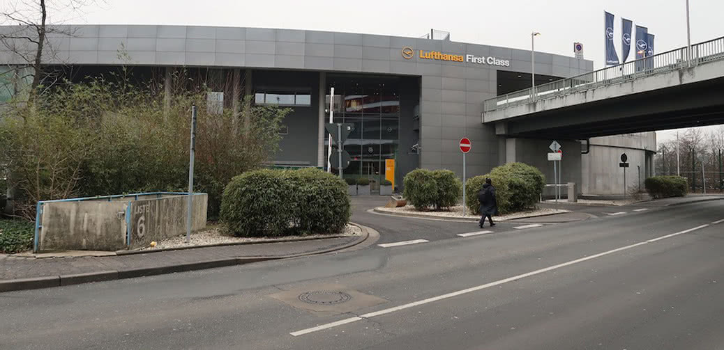 Review: Lufthansa First Class Terminal At Frankfurt Airport, Germany