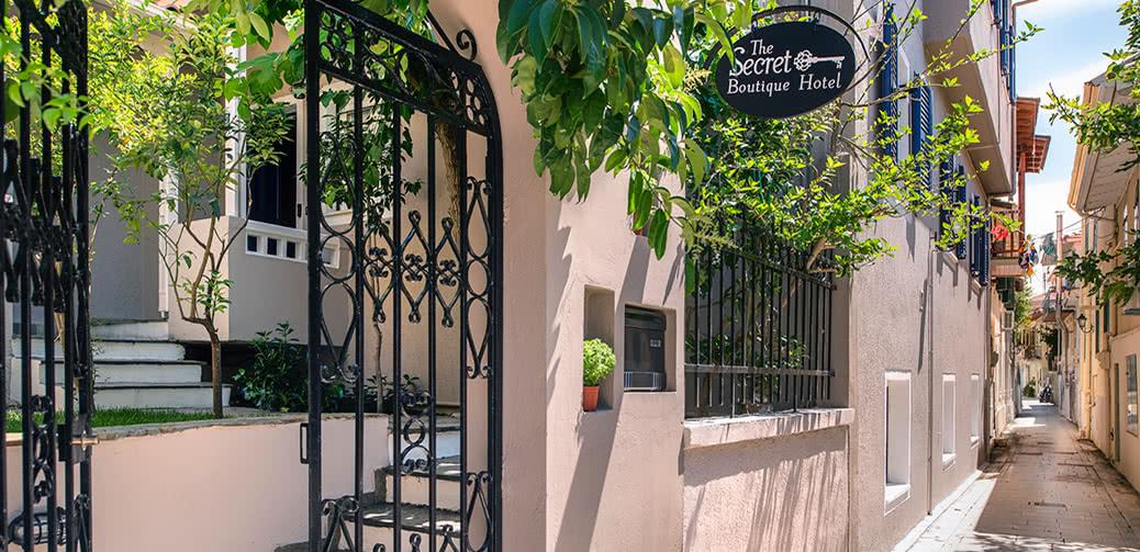 Secret Boutique Hotel Lefkada