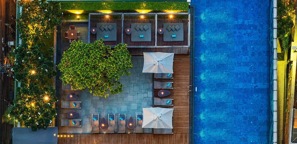 Top 5 Most Luxurious City Centre Hotels in Bangkok