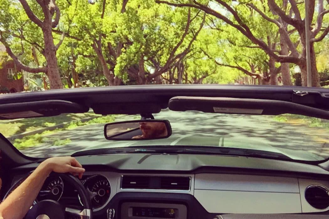 Top Hollywood Tour: VIP Mustang Tours