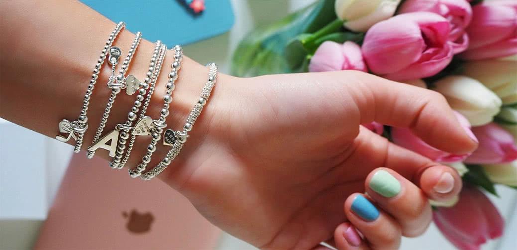 Giveaway: Win A Free Silver Annie Haak Jitterbug Bracelet