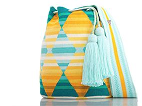 Stunning SUSU Aura Crossbody Mochila Bag