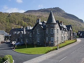2 Nights At 5* Dunalastair Hotel Suites, Perthshire, Scotland