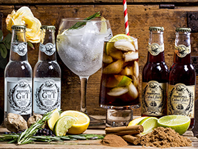 Get Together Collection Of Teetotal G'n'T & Cuba Libre (Mainland UK Only)
