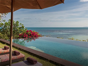 4 Nights For 14 Guests in a Luxury Villa in Koh Samui