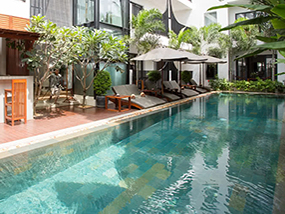 4 Nights At Sumeru Boutique Hotel & Spa, Siem Reap, Cambodia