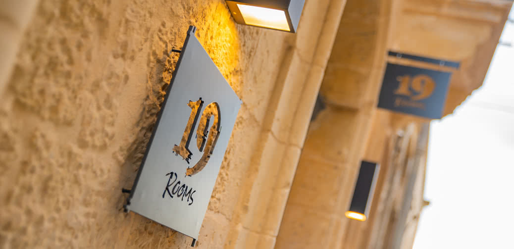 Review: 19 Rooms Boutique Hotel, Valletta